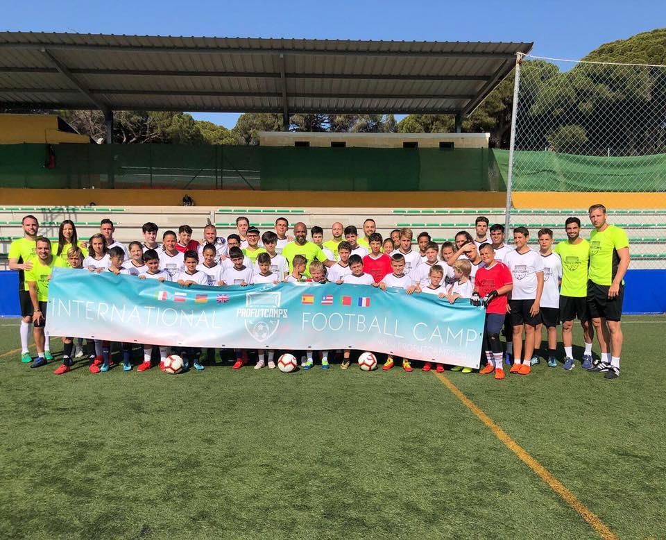 Campus internacional Profutcamps en Marbella