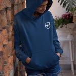 mockup-of-a-joyful-woman-wearing-a-customizable-pullover-hoodie-33750